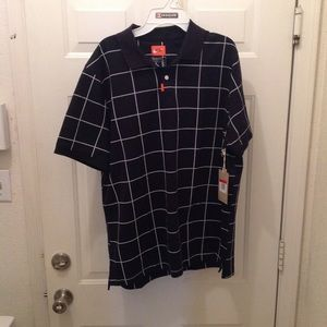Men's Nike Polo Golf shirt size Large new